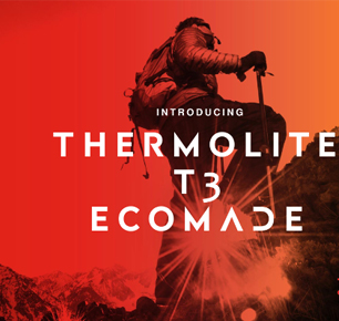 英威达最新THERMOLITE  T3 EcoMade 保暖材料在2018美国冬季户外、滑雪用品展上由大中华区纺织企业首秀