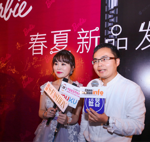 将传统走秀与互联网完美结合——专访北京励思苏璞女士