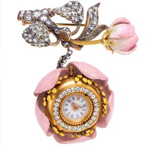 做个有文化的珠宝粉 揭秘蒂芙尼古董珠宝