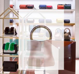 MARNI专注于配饰发展及销售