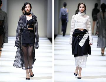 独立设计师品牌COMPLEMENTAIR  闪耀2017春夏上海