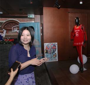 """设计无所不在,只为热爱时尚和运动的你 ——""""设计师眼中的球衣展""""上海开幕"""