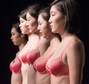 SIUF超模海选走进武汉:感受江城美女的别样风情