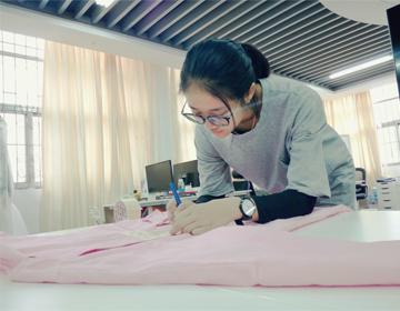 2017'安莉芳中国国际居家衣饰原创设计大赛打版进