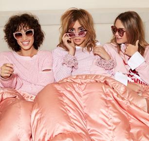 SHOPBOP携手沃特豪斯姐妹开展奠定2017春季流行趋势的宣传活动
