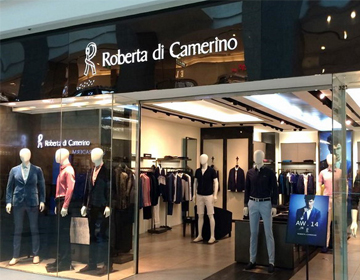 ROBERTA/诺贝达高端男装,时尚的不朽传奇