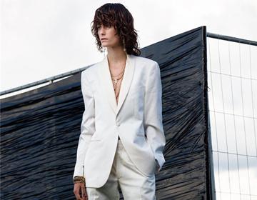 A.F. Vandevorst 2017春夏 巴黎时装周
