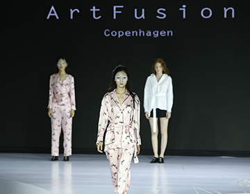 畅游哥本哈根街头,看ArtFusion Copenhagen演绎一段