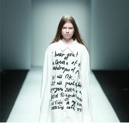 《无声的海洋》—MAKIN JAN MA品牌发布会