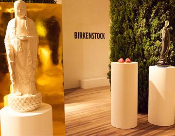 德国鞋履品牌BIRKENSTOCK携手艺术家蒋晟及女装品