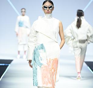 """新材料 新工艺 —— """"柯桥·中国轻纺城杯""""2017中国国际时装创意设计大赛 征稿火热进行中"""