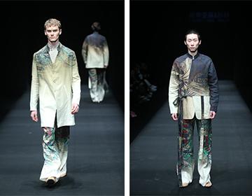 新申亚麻&孙林携手再度亮相中国国际时装周:推动亚