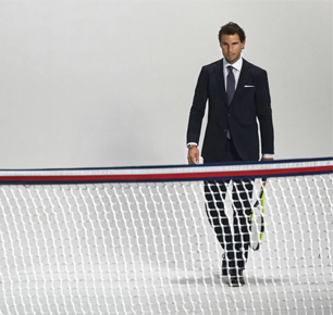 The Woolmark Company携手Tommy Hilfiger发布最新THFLEX系列纳达尔特别款西服套装