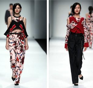 独立设计师品牌COMPLEMENTAIR  闪耀2017春夏上海时装周