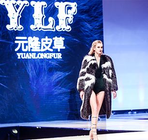 四大品牌亮相皮草时尚之夜,发布2018流行趋势
