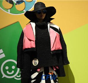 第26届真维斯杯休闲装设计大赛分赛区决赛广州时装周举行