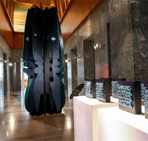 "Alcantara""国王与我""主题展沪上开幕,9 位艺术家携手演绎米兰皇宫经典"