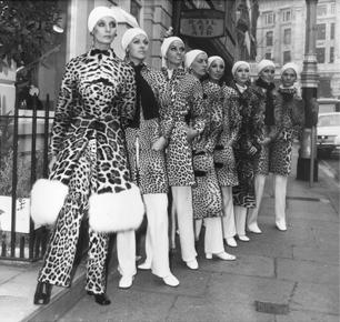 照片里的20世纪时尚史