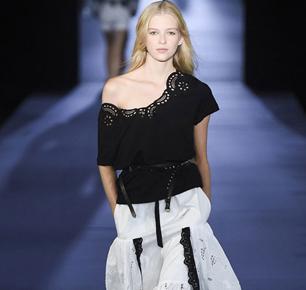 Alexis Mabille 2017春夏巴黎时装周系列 七十年代的加利福尼亚
