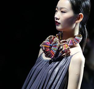 全球45个国家300位设计师1600件首饰汇聚北服,共襄盛事 —— 2017北京国际首饰艺术展隆重开幕