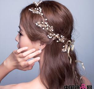 准新娘必看:婚纱选得好,不如饰品戴得妙